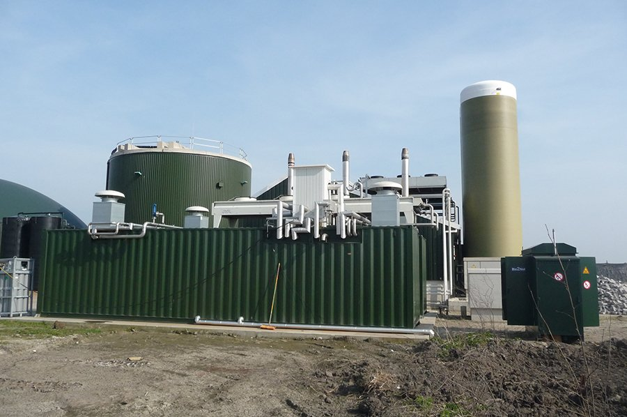 Biogas Upgrading Technology - Schaap, Netherlands - Image 0